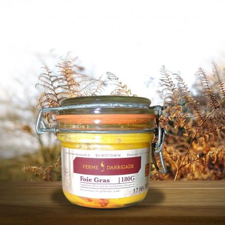 Bocal de foie gras (180gr)
