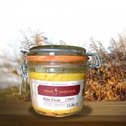 Bocal de foie gras (280gr)