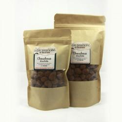 Chouchous au chocolat poudré
