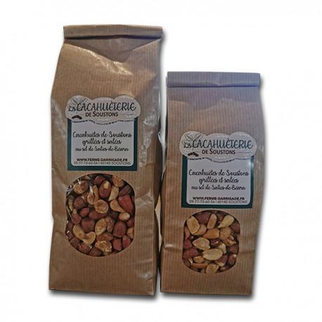 Cacahuètes grillées salées
